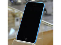 GOOD CONDITION - APPLE IPHONE 5C - 16GB - BLUE - UNLOCKED - UK FREE DELIVERY