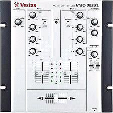 VESTAX vmc002 mixer compact