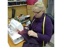 SEAMSTRESS - CLOTHING ALTERATIONS