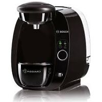 Tassimo T20 Single Serve Beverage System by Bosch, Black