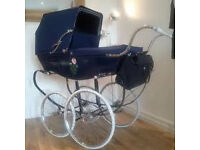 Vintage Silvercross Pram, Excellent Condition, One Careful Owner