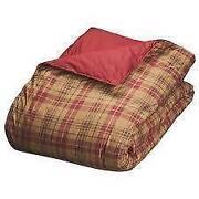 Ralph Lauren Plaid Comforter
