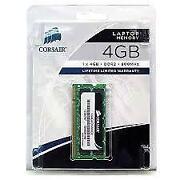 DDR2 800MHz 4GB