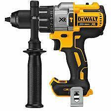 dewalt  DCD996B 20V MAX* XR Lithium Ion Brushless 3-Speed Hammerdrill neuveeeeeeee