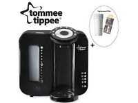 Tommee Tippee Perfect Prep + New Filter (no mould!)
