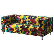 Ikea Klippan Sofa Cover Retro  West Island Greater Montréal image 1