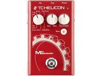 TC Helicon Mic Mechanic Vocal Effects Pedal