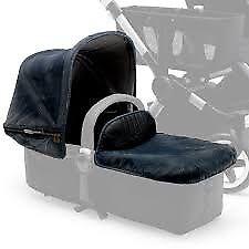 Brand New Bugaboo Donkey Diesel Denim Hood & apron sets x2