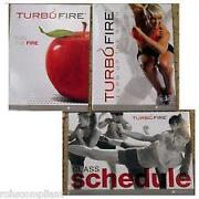 Turbo Fire DVD Set