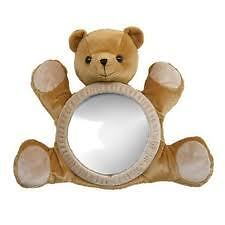 BEARVIEW MIRROR~ Beary Infant Mirror For Automobile~Crib