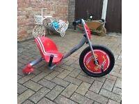 Razor kids flash rider 360 tricycle