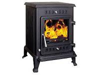 ****NEW 6kw multi fuel stove****
