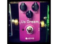 Joyo US Dream Suhr Riot Clone Guitar Pedal