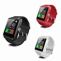 New U8 Bluetooth Smart Wrist Watch Phone Mate For Android ios