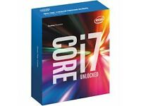 Intel Core i7 6700K Processor, Brand new (And more High end parts)