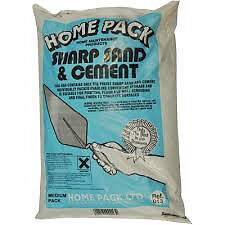 Sharp Sand & Cement 10Kg (Discount pack of 10)