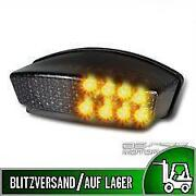 Ducati Monster Blinker