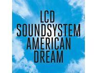 1x standing ticket LCD Soundsystem - Friday 22nd Sept Alexandra Palace - £50.00
