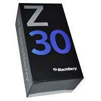 Brand New BlackBerry Z30 (Unlocked)-Black-16GB= $300