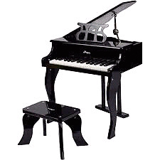 Hape Grand Piano ~ Black
