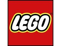 LEGO WANTED. Good Prices Paid