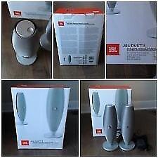 JBL Duet II Stereo Speaker System Brand new boxed