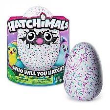 Hatchimals Teal Egg