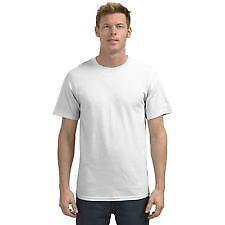 Plain white t shirts wholesale ebay for White t shirts in bulk