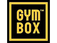 GYM BOX 5 MONTHS DISCOUNTED MEMBERSHIP TO ANY GYM WITH TOWEL