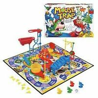Mousetrap game, new condition