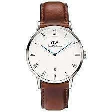 Daniel Wellington Dapper St. Mawes Silver Watch 1120DW