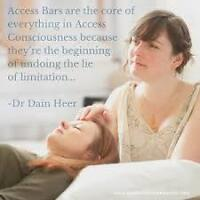 Access Consciousness Bars Course with Nancy Breau