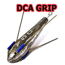 GRIPPER WEIGHTS WITH OR WITHOUT BAITCLIP
