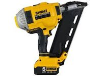 Dewalt dcn692p2 cordless framing nailer 2x 5.0 £21.39 per month