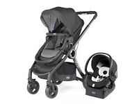 Chicco Urban plus Travel System INCLUDING ISOFIX