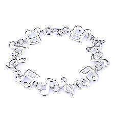 Music Note Bracelet