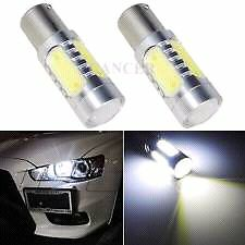 Mitsubishi Lancer daytime running lights