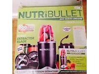 NUTRI-BULLET 600 SERIES DELUX 14 PIECE,NEW IN BOX