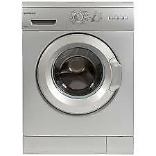 Nordmende silver washing machine 6kg