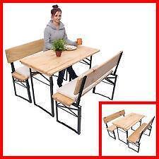festzeltgarnitur ebay. Black Bedroom Furniture Sets. Home Design Ideas