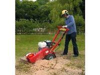 Pro stump removers