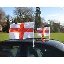 England Car Flags x 189