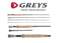 Greys GR70 Streamflex + #4