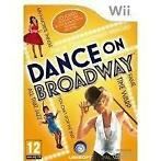 Dance on Broadway (Wii tweedehands game)
