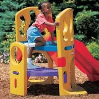 LITTLE TYKES - CLIMBER SLIDE INDOOR ONLY MINT CONDITION