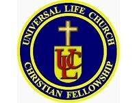 ULC MINISTER CHRISTIAN FELLOWSHIP