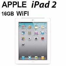 """Apple iPad 2 (2nd Generation) - 16GB - Wi-Fi - White - 9.7"""" Table Cowra Cowra Area Preview"""