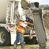 CONCRETE READY MIX    WE SUPPLY CONCRETE AND STONE