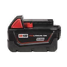 MILWAUKEE M18 3AH BATTERY BRAND NEW Canning Vale Canning Area Preview