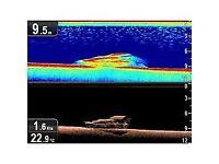 raymarine sonar fishfinder dragonfly 5 dvs new